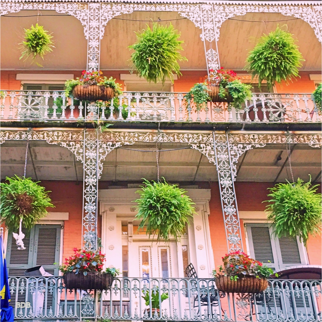 New Orleans - NOLA - Architecture