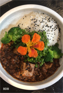 ichiza kitchen-portland food scene-vegan